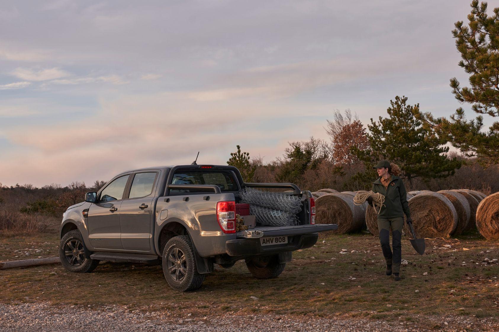 Ranger Wolftrak, jeep,