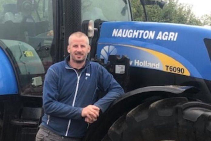 Naughton Agri, New Holland, machinery,
