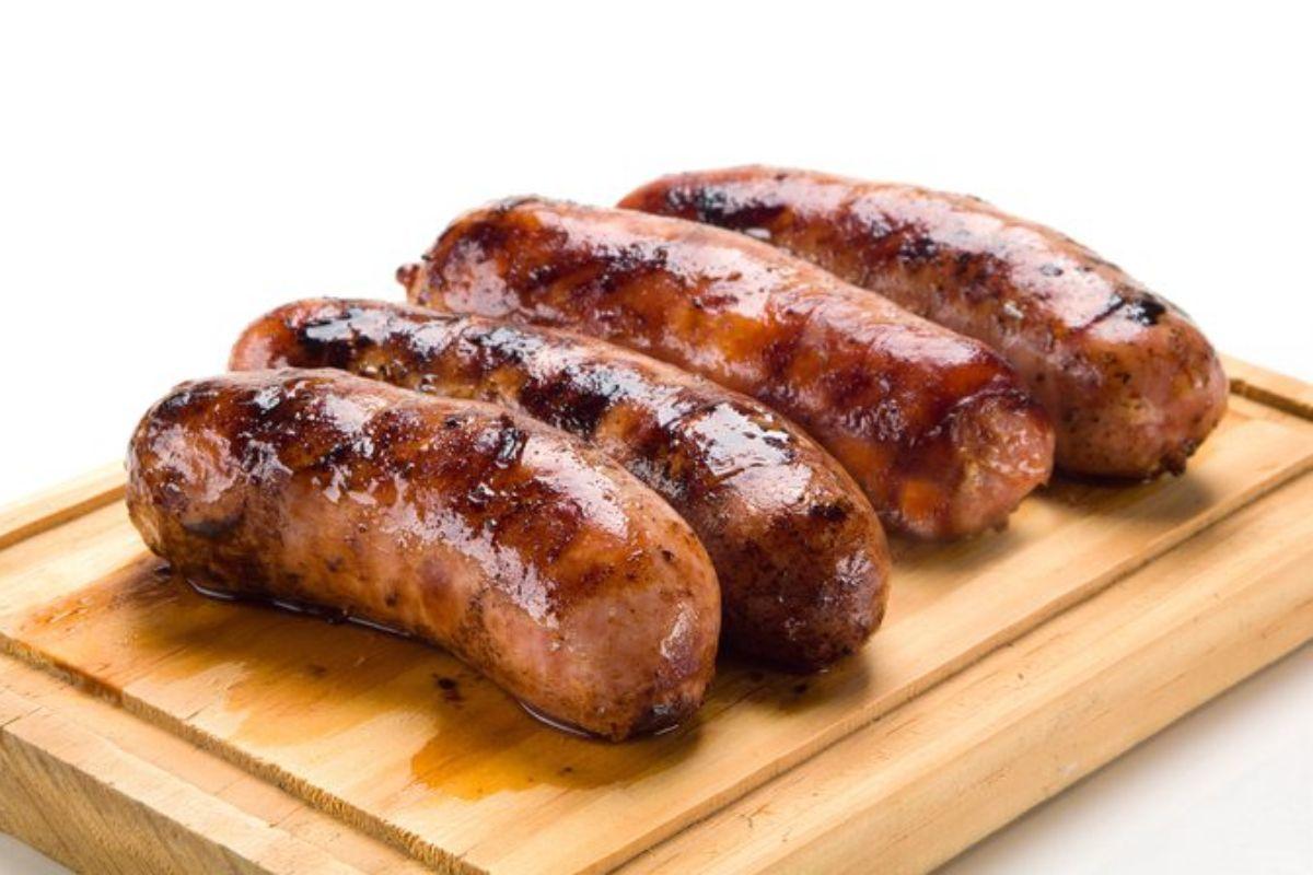 Free-range pork, sausages for sale, online food shop