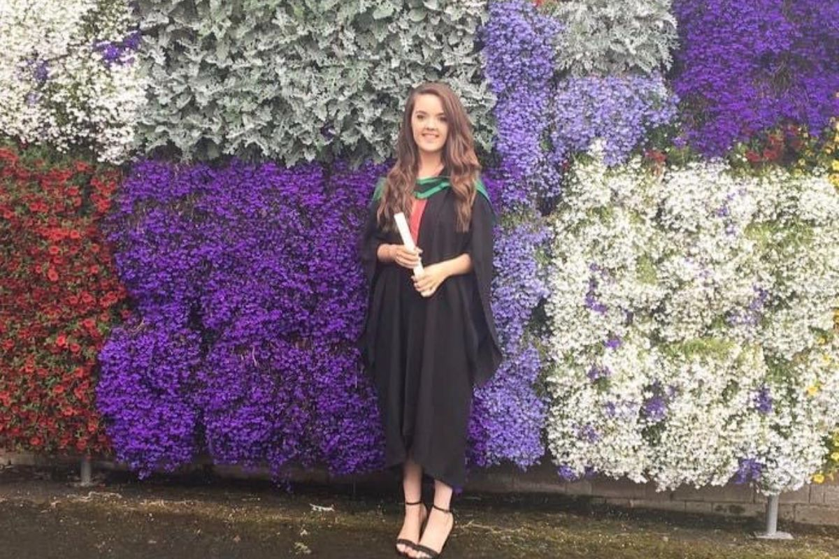 Clare Mawhinney,, Greenmount Agricultural College,