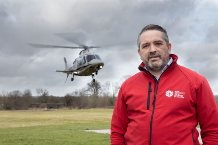 Irish Community Air Ambulance, farm accidents, farm safety, HSE, ambulance, emergency services,