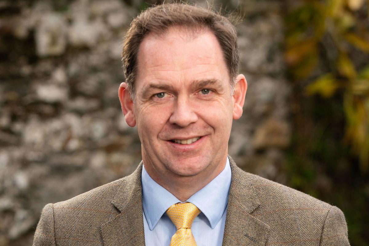 David Quinn, mart manager,