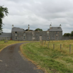 Ardacong House, 105-acres of farmland are for sale at Ardacong Estate, Milltown Road, Tuam, County Galway.