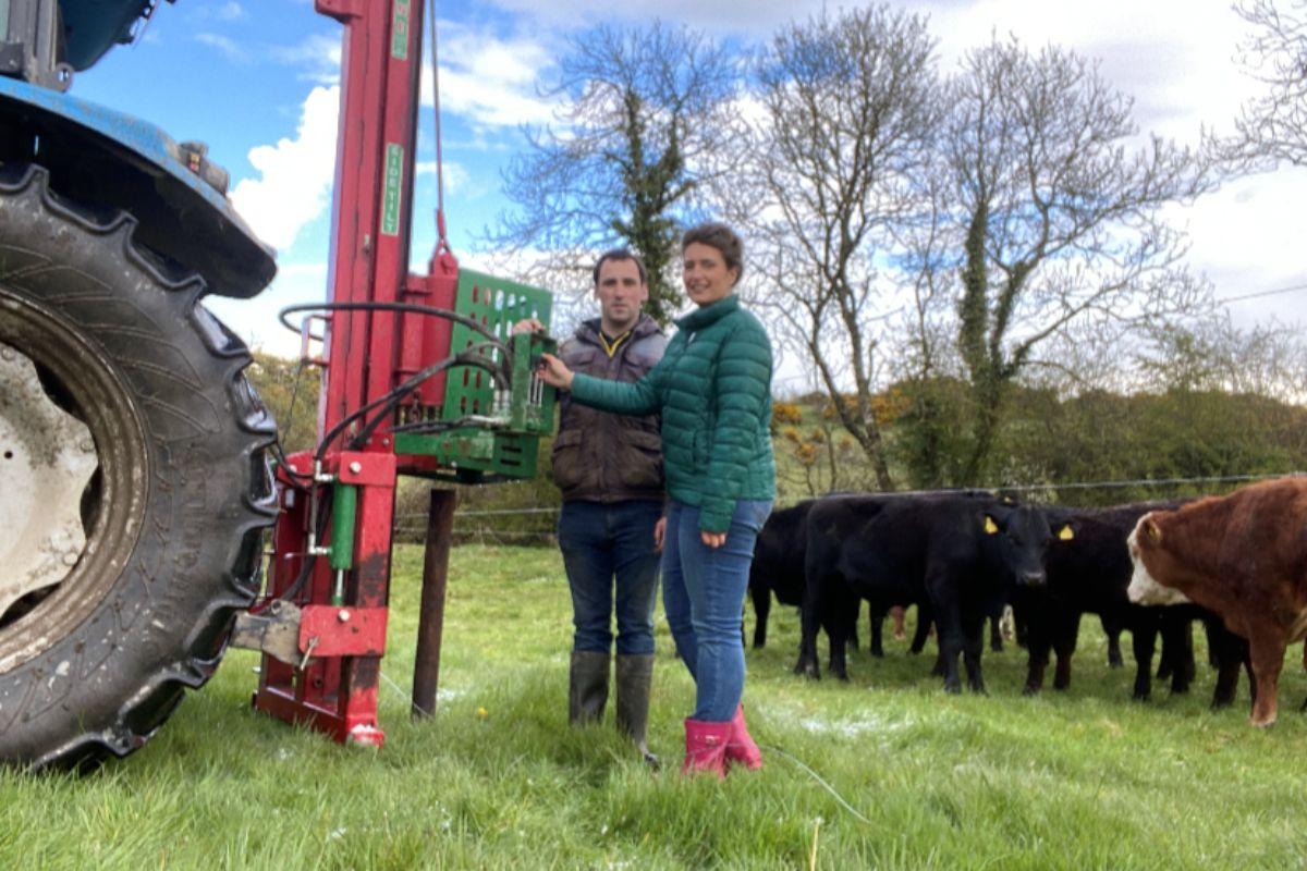 fencing, farm girl, grassland management