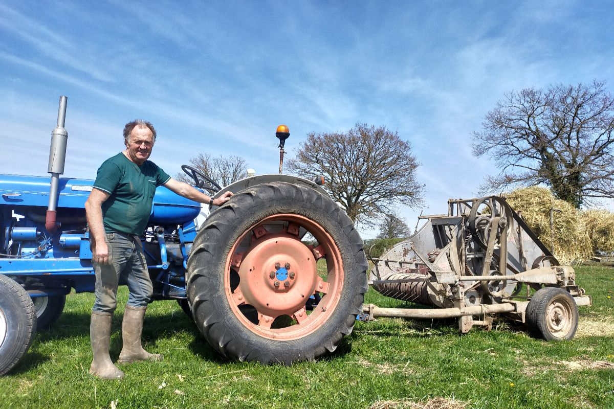 Tractors, Ford, farming news, machinery