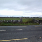"""good quality"" farmland at Lecarrow on the outskirts of Craughwell in County Galway."