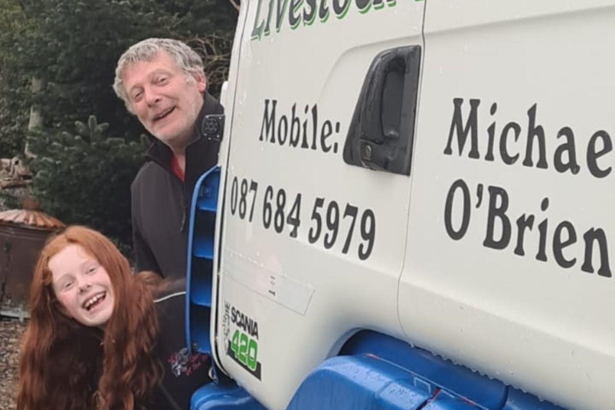 Michael O'Brien Livestock Haulage, farming news, livestock marts, beef prices,