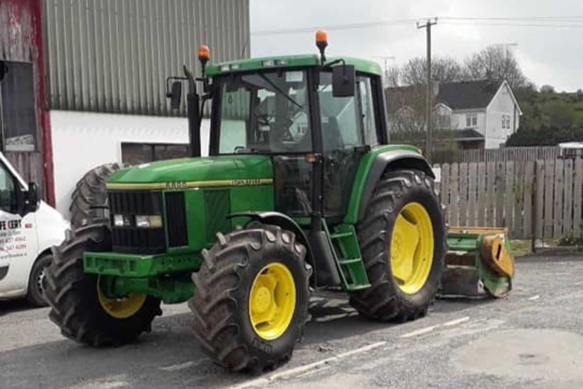 Ross Goldrick Agri, tractors, farm machinery, Massey Ferguson, farming news, John Deere