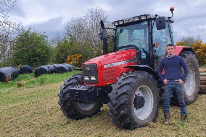 Ross Goldrick Agri, tractors, farm machinery, Massey Ferguson, farming news