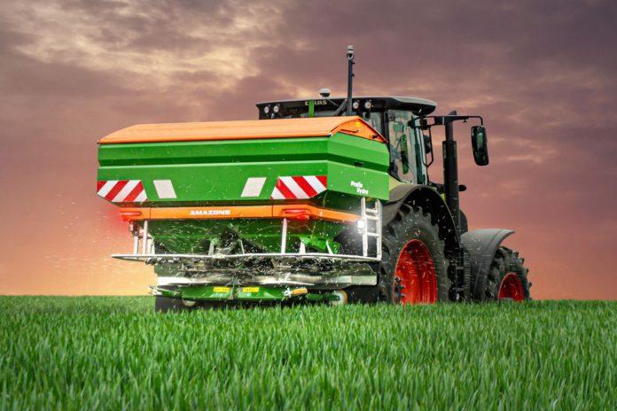 Amazone Group, fertiliser spreader, machinery