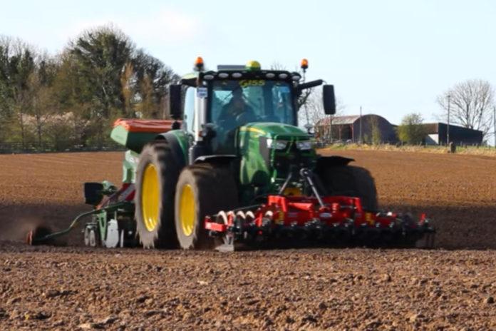 E Sweeney, tillage, tillage farming, tillage farmer, agricultural contractor