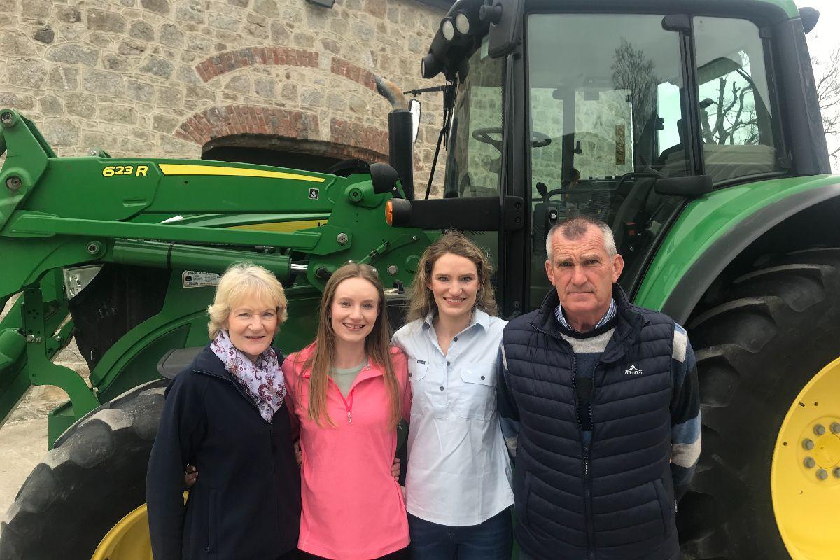 Lisa O'Toole, farm family, tillage farming, Carlow, farming news,