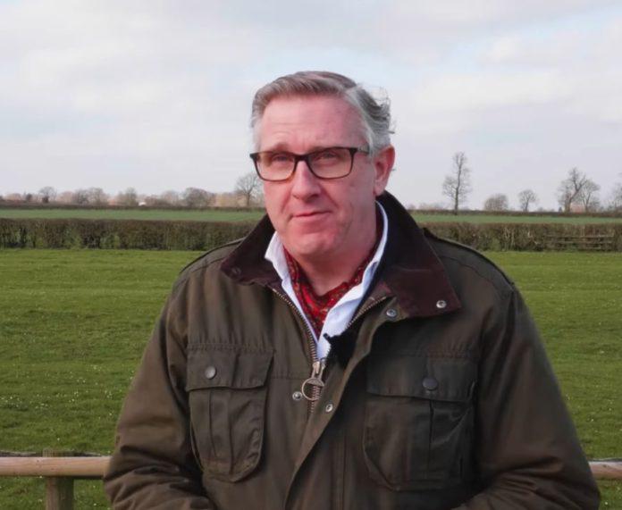 sheep farming, sheep, dog attacks, Graham Hall