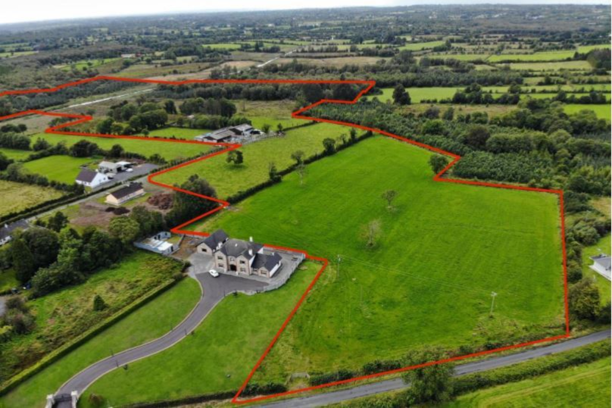 Land for sale in Longford,