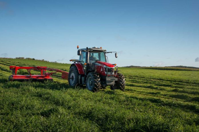 Massey Ferguson, tractors, machinery