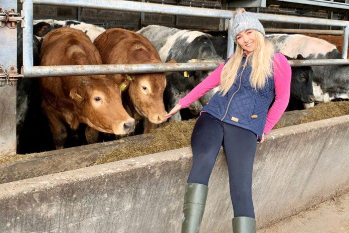 Rosemount Cottage Farm Meats, farm girls