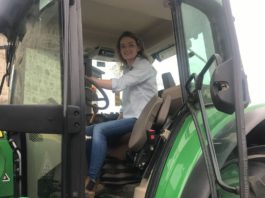 Lisa O'Toole, tillage farmer, farming news, women in ag, farm girls