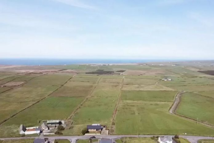 Cross, County, Clare,Costelloe Estate Agents, property for sale, land for sale