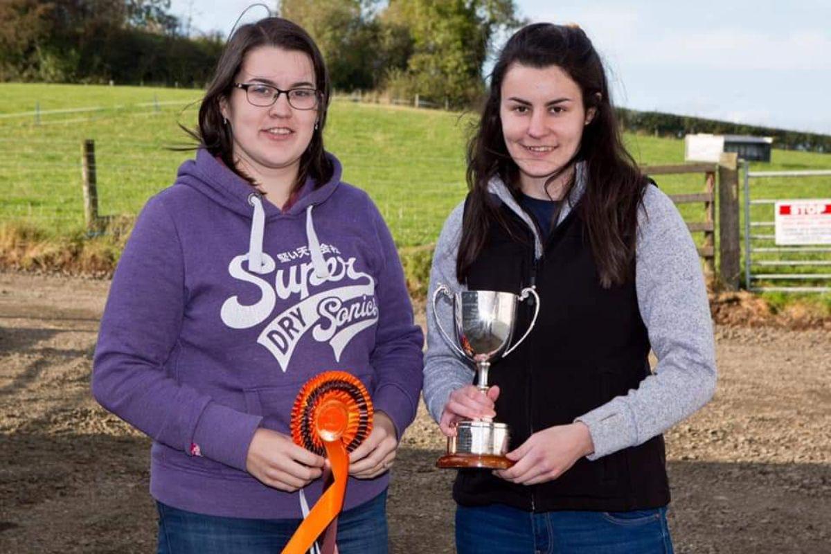 Cathy Holmes, farmer and engineer, sheep farming, Dorset sheep, farm girls, women in agriculture, Northern Ireland