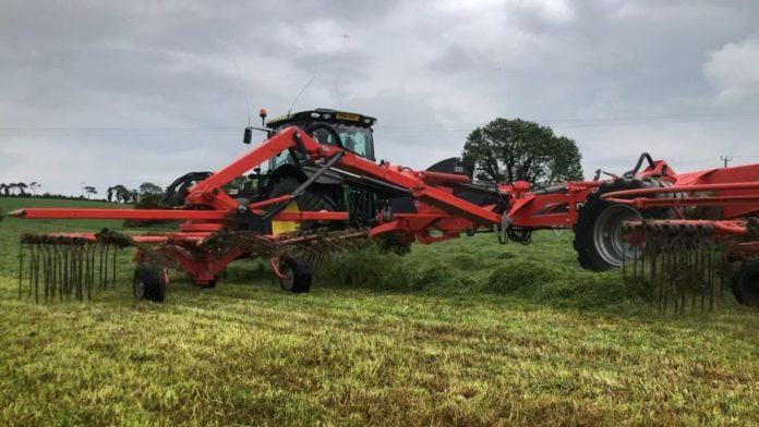 silage, CAFRE, silage making, machinery