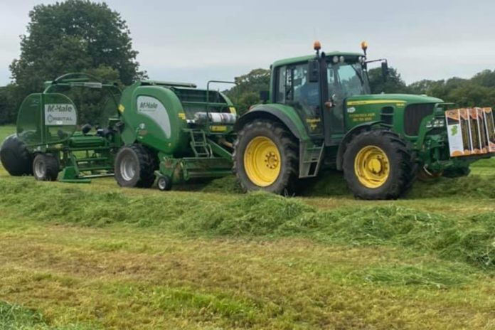 Fitzpatrick Agri, agricultural contracting, agricultural contractor, machinery, John Deere