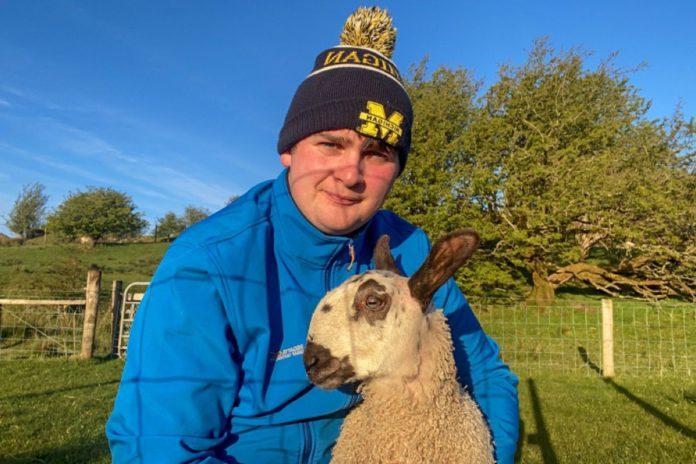 Jason Gibbons, sheep, sheep farming, sheep farmer, young farmers, farming news, Mayo,