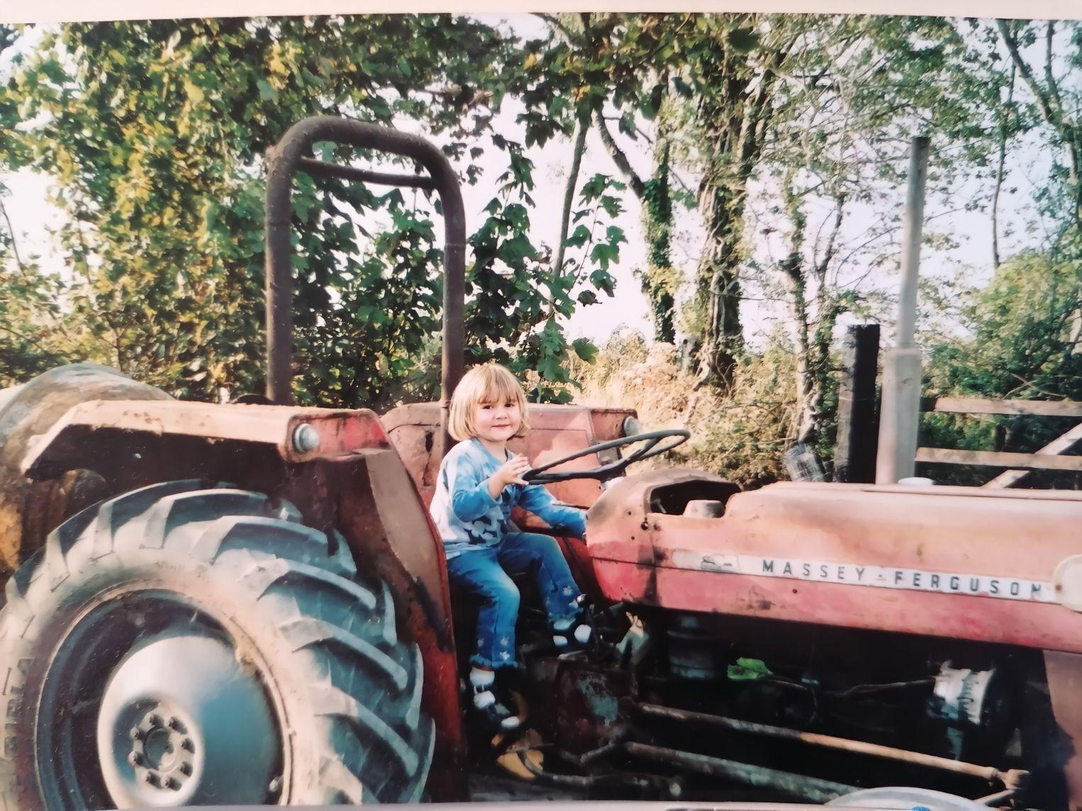 farm girls, women in agriculture, women in farming, tractors