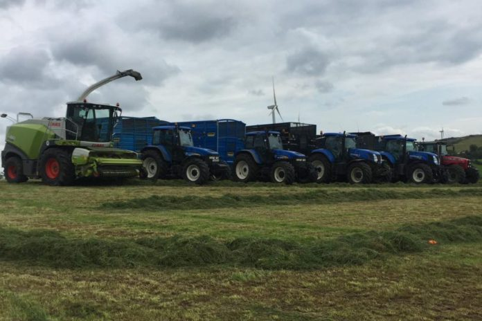 U Carroll Agricultural Contracting, agricultural contracting, agricultural contractors, farm machinery, farming news