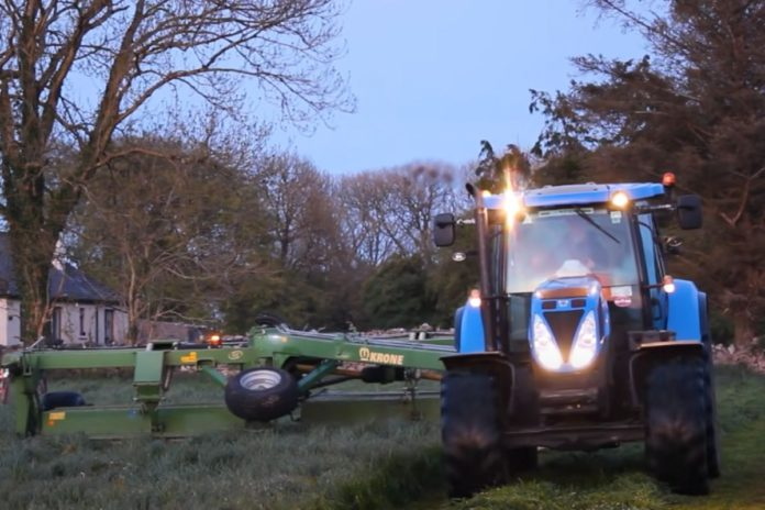 Galway Agri Videos, farm machinery, tractor video, New Holland