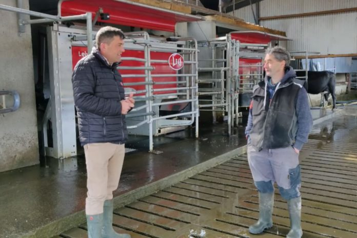 dairy farming, dairy farmers, Lely robots, Lely