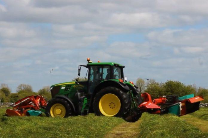 Galway Agri Videos, farm machinery, John Deere, tractor videos,