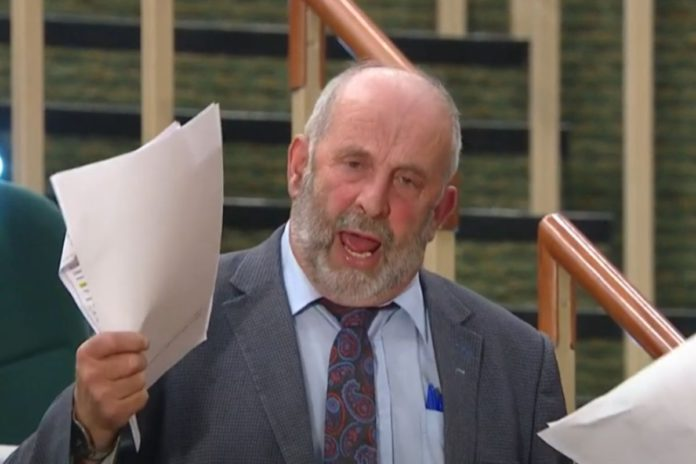 Danny Healy-Rae, farming news, politics
