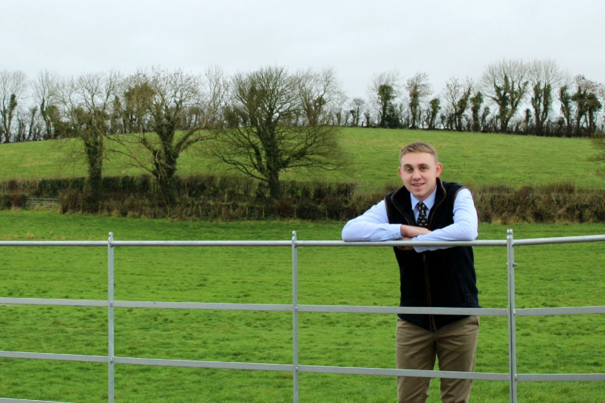 Stephen Evans, farming news, dairy farming, pig farming, beef farming, dairy news, student, agri careers
