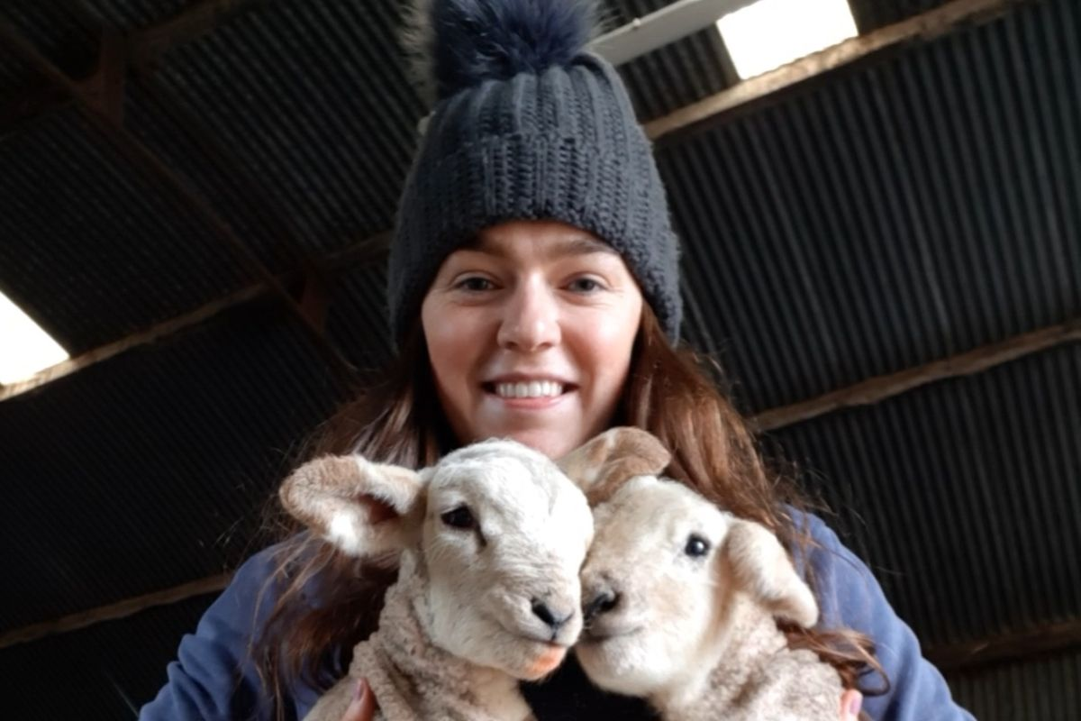 farm girl, women in ag, women in farming, farming news, Northern Ireland