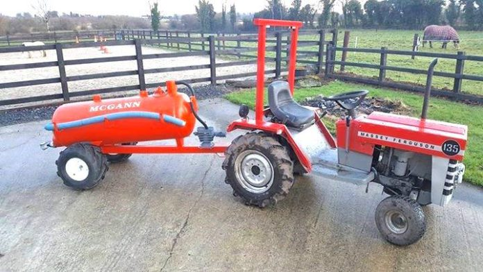 tractors, Massey Ferguson