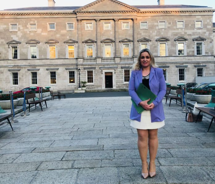 Carol Nolan, politics, farming news,