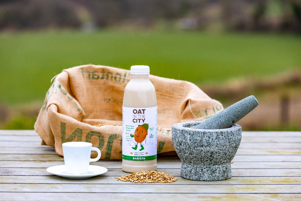 Oat in the City, farming, oat drink products, farming news