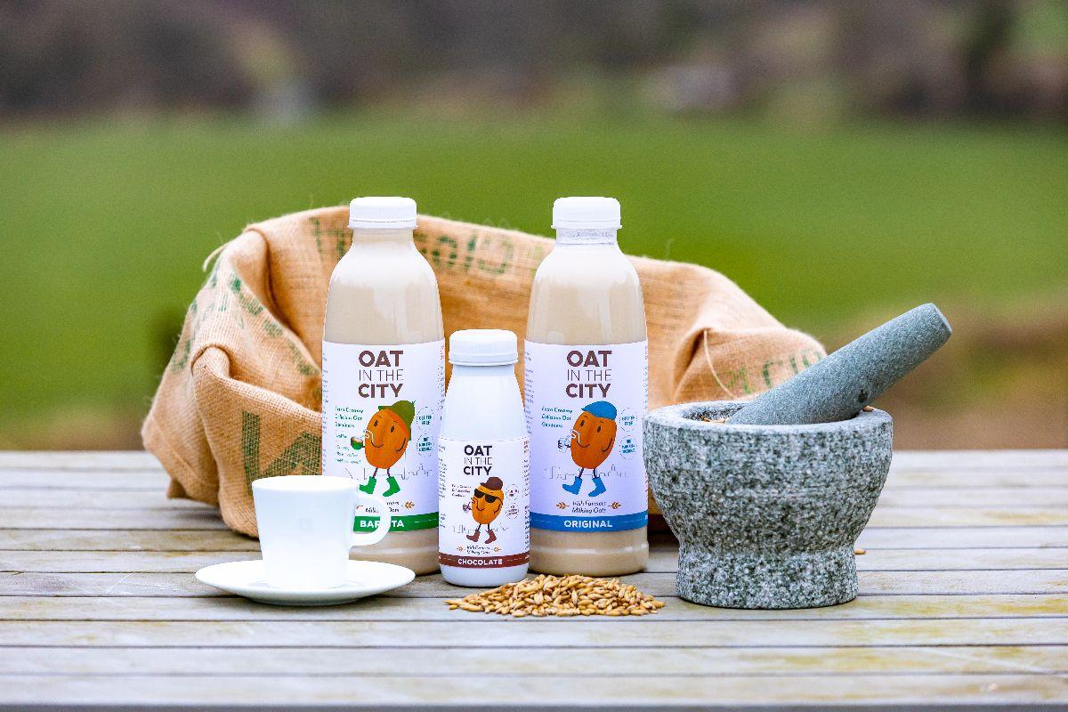 oat drinks, agri-food, farming news
