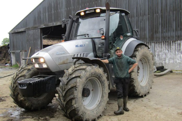 Parknageragh Cattle Farm, Aubrac cattle, Salers cattle, sucker farming, suckler cows, farming news