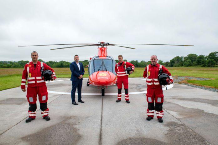 Irish Community Air Ambulance, farm accidents, farming news