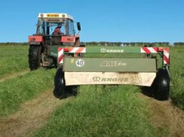 tractor videos, farming news, agricultural contracting, Krone