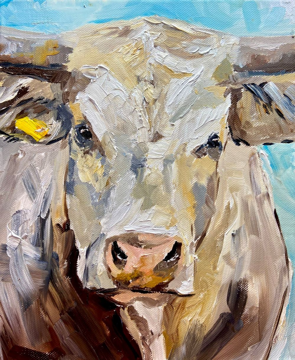 Samuele Scomparin, Irish Farm Art, farming news,
