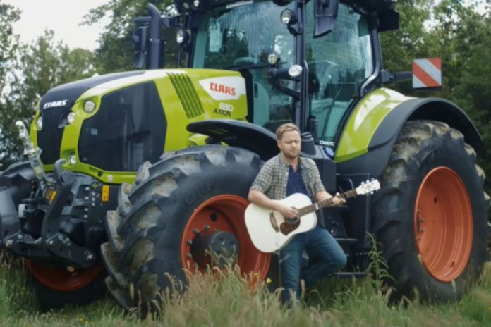 tractor videos, Derek ryan, country music