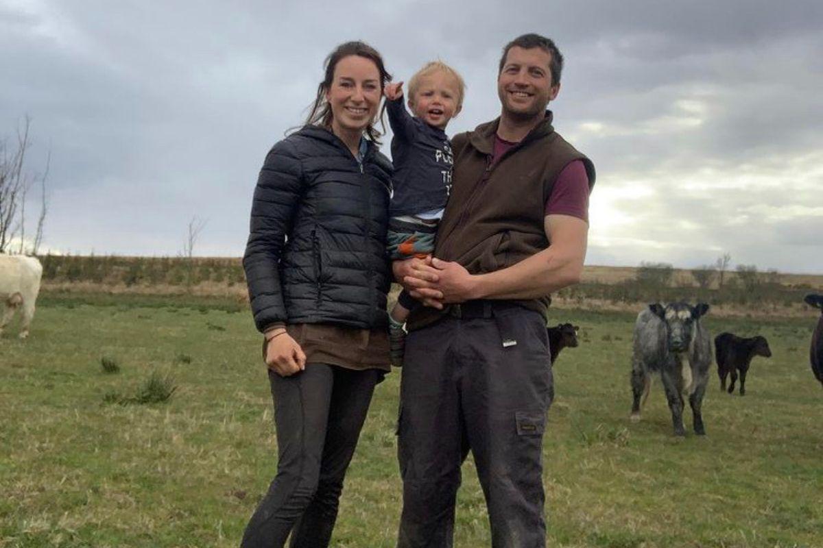 Emma Gray, sheep dog, sheep dog trainer, farm girls, UK farming news