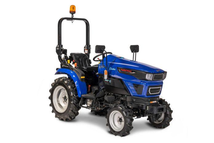 FT25G, farm machinery, tractors