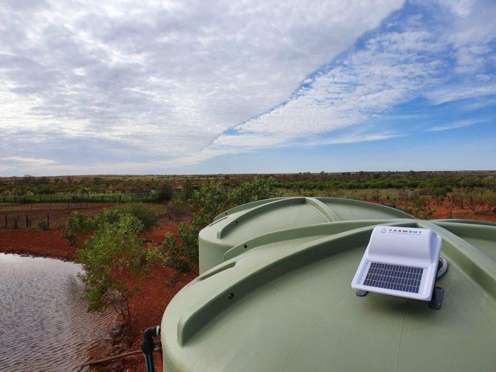 FarmBot Duplex Satellite Monitor