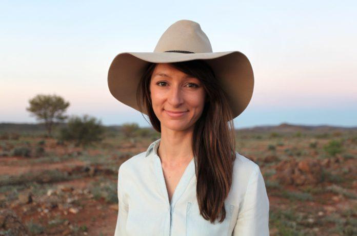 Anika Molesworth, Our Sunburnt Country