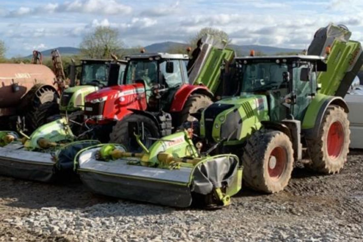 Patrick Halpin Agri Contractor, agricultural contracting, agricultural contractor