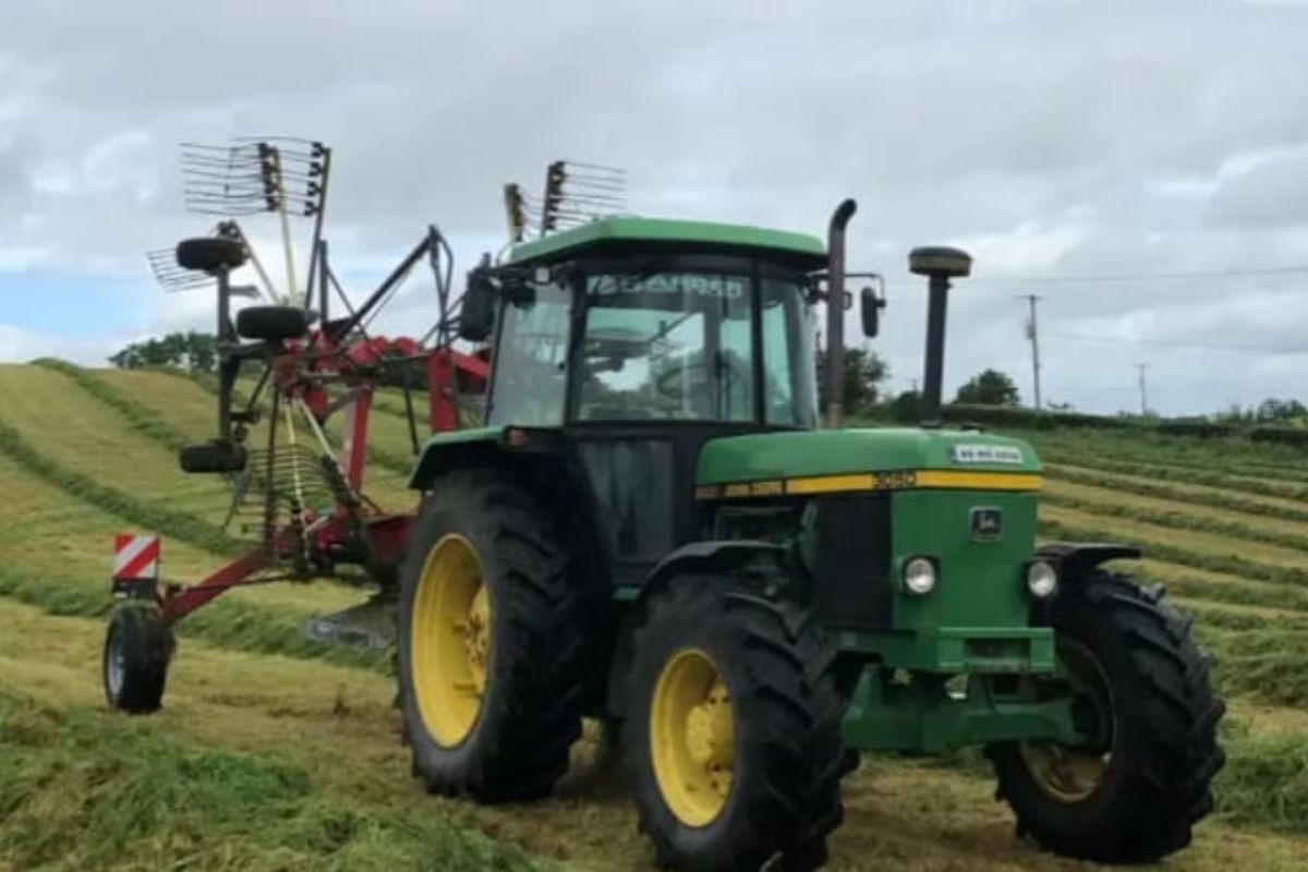 Barber Plant and Agri Contractors, tractors, farm machinery, agricultural contracting