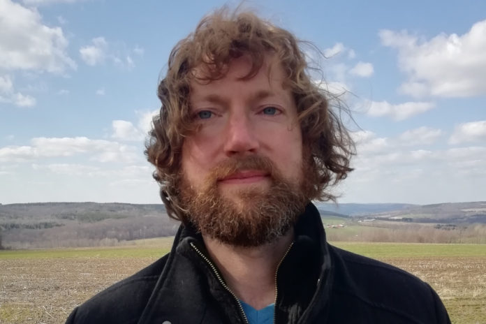 Ryan Dennis, authour, farming news
